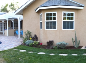 After Backyard Remodel