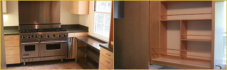 Use Our Custom Made Cabinets In Your Home Remodel Or Restoration Project