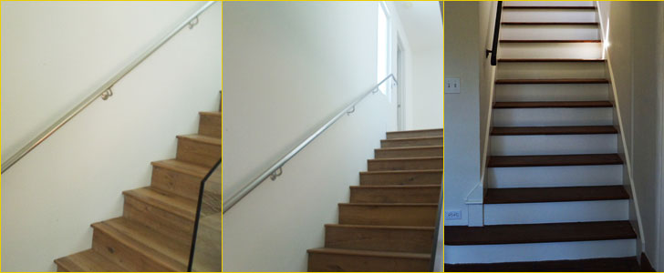 Staircase Remodel And Custom Staircase Design   Los Angeles, Burbank : RWT  Design U0026 Construction
