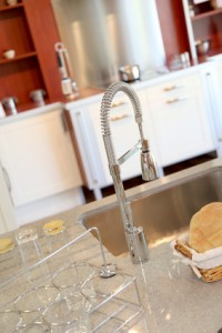 Kitchen Faucet - Kitchen Remodeling Los Angeles