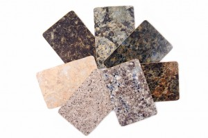 granite kitchen worktop samples