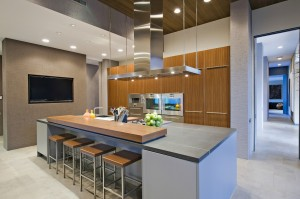 Luxury Kitchen Layout