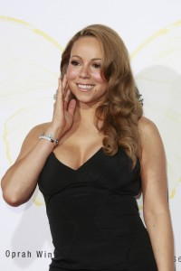 Singer Mariah Carey is known for her lavish walk-in wardrobe