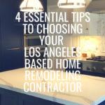 choosing los angeles remodeling contractor