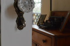 los angeles refinish 1900s door knocker