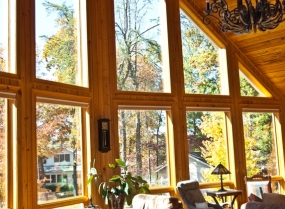 Modern Home Room Windows