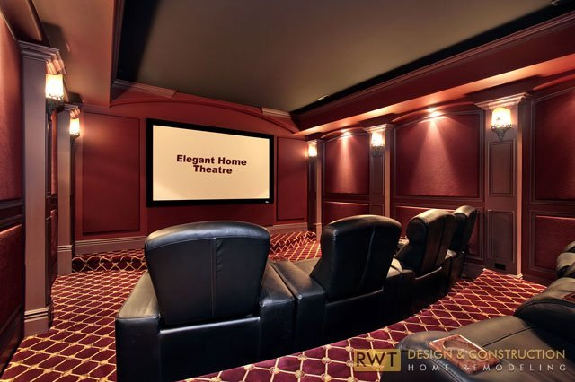 Home Theater Ideas Rwt Design Construction Rwt Design
