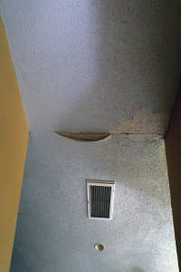 Water Damaged Ceiling copy