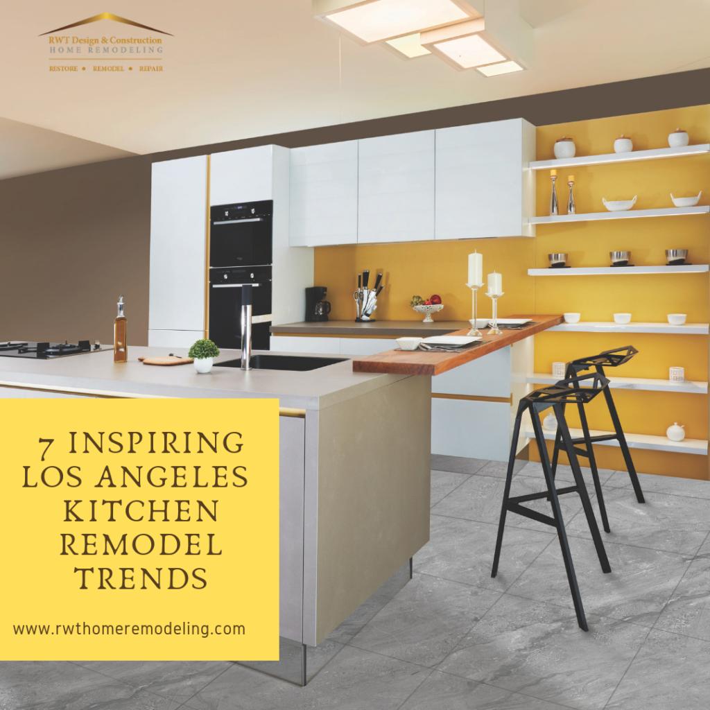 7 inspiring los angeles home remodel kitchen trends - Ikea kitchen designer los angeles ...
